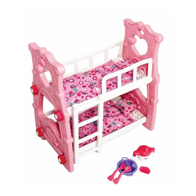 Baby toy cot